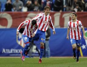 Агуеро върна Атлетико (Мадрид) на победния път (видео)