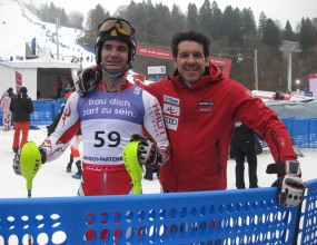 Албрехт и Чонгаров се класираха за втория манш в слалома на световното