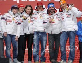 Австрия с най-много медали на световното по ски-алпийски дисциплини