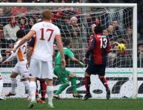 Рома се изгаври с феновете си, загуби след аванс от 3:0 (видео)