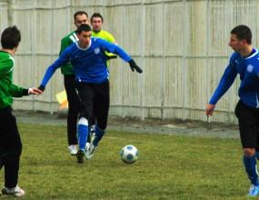 Черноморец-Бургас отстъпи на Сливен при юношите
