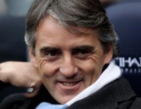 Манчини щастлив след головата фиеста срещу Нотс Каунти