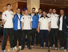 Миро Градинаров тръгна с победа за Арабската купа