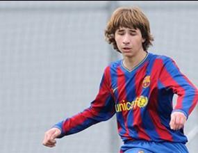 Люта свада между Арсенал и Барса заради 16-годишен талант
