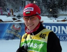 Провал за Емилия Йорданова в индивидуалната дисциплина за жени на европейското по биатлон