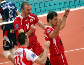 ЦСКА на победа от финал в Европа! (ВИДЕО + ГАЛЕРИЯ)