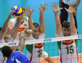 Търсят нова база за волейболните национали