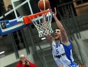 Рилски срещу ОКК Београд на четвъртфиналите в Балканската лига