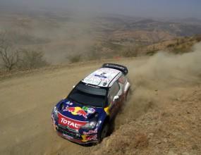Себастиан Ожие поведе пред Льоб в ралито на Мексико