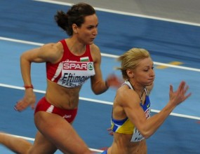 Ефтимова отпадна в полуфиналите на 60 м, три украинки атакуват медалите