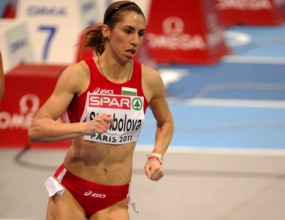 Стамболова остана на крачка от медал, чехкиня поднесе изненадата