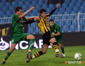 Два гола на Курдов и повторен дебют за Й. Минев при победа №20 на Ботев