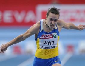Украинки са най-бързите европейски на 60 м