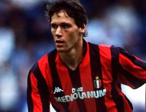 №3: Марко ван Бастен - Футболният Да Винчи