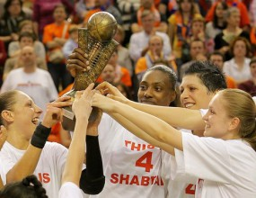 Екатеринбург приема Финалната четворка на женската Евролига