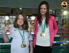 Джорджия и Василики Кадоглу с 12 златни медала