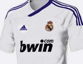 Готова е новата фланелка на Реал Мадрид
