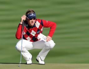 Какво е да си голфър и да си алергичен към трева? Полтър знае най-добре…