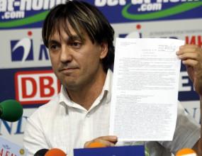 Ванев взел 450 хиляди евро за щангист