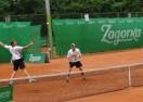 Българските двойки отпаднаха на 1/2-финалите на Zagorka Tennis Cup