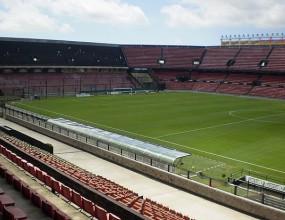 Стадион в Аржентина все още без осветление само 22 дни преди Копа Америка