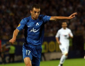Тим от Азербайджан пожела Дани Младенов