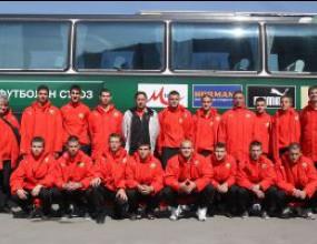 Нито един от ЦСКА и петима от Левски в юношеския национален отбор