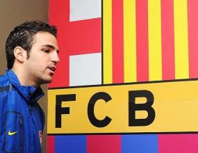 Marca: Фабрегас в Барса от понеделник