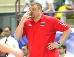 Владимир Алекно: Горд съм от играта на състезателите ми