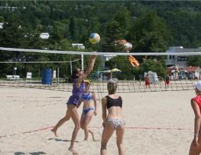 България е на полуфинал на световното по плажен волейбол на CSIT