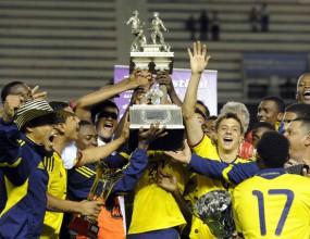 Колумбия излъга Франция след дузпи и спечели младежкия турнир в Тулон (видео)