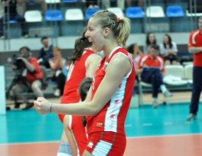 Доби Рабаджиева: Надявам се за напред да постигнаме само победи