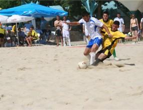 Община Антоново спечели работническия турнир по плажен футбол (видео)