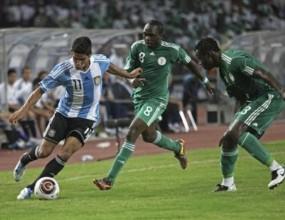 ФИФА разследва Нигерия - Аржентина