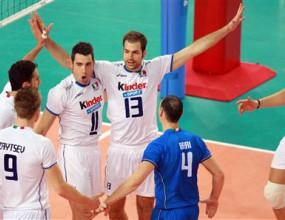 Италия обърна Република Корея с 3:1