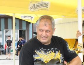 Лилчо Арсов: Прекрасно е, че можем да играем за удоволствие на Ариана