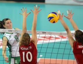 Емилия Николова: Играхме по-добре от вчера, играхме като отбор