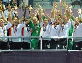 Германия пак европейски шампион след разгром