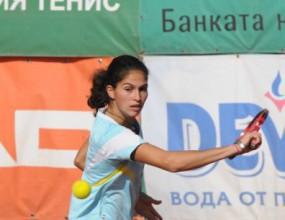 Изабелла Шиникова изпусна титлата в Мадрид