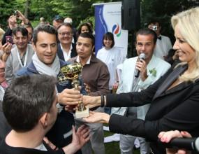 Адриана Карембьо днес награди финалистите на турнира по петанка