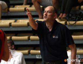 Барчовски бави състава за Евробаскет 2011