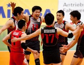 """Япония удари едно рамо на България! """"Самураите"""" биха Германия с 3:2 във Фридрихсхафен"""