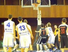 Кадетите на Черно море приключиха с победа груповата фаза