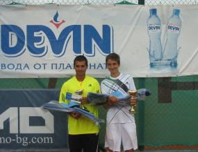 Терзийска и Атанасов спечелиха титлите на Държавното първенство