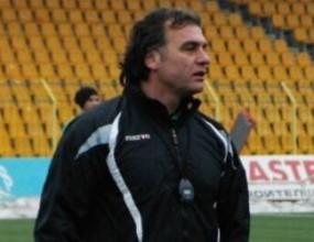 Култов треньор започна работа в Несебър