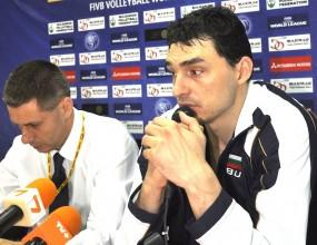 Владо Николов: Има голяма вероятност да пропусна мачовете с Германия