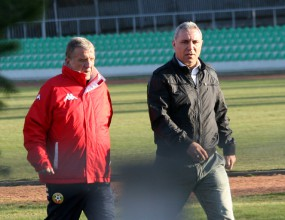 Христо Стоичков на преговори със Самсунспор