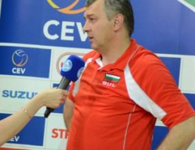 Драгутин Балтич освободи 6 волейболистки от националния отбор