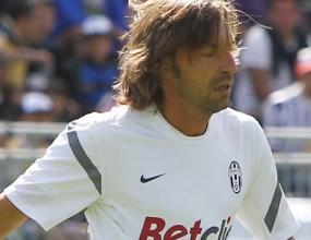 """Пирло за първи път срещу Милан - групата на """"бианконерите"""""""