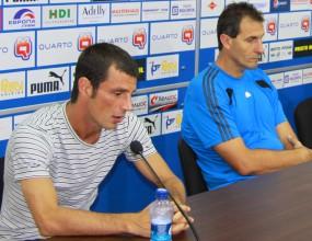Траян Дянков: На терена давам всичко от себе си за Черноморец